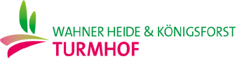 Heideportal Turmhof, Logo